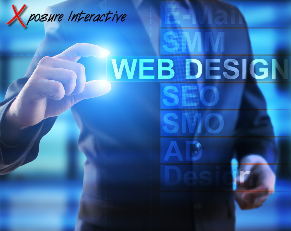 Xposure Interactive Web Design